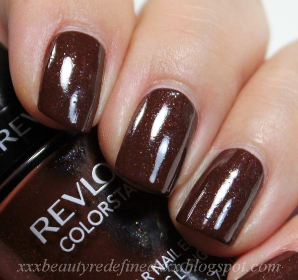 Revlon Sheer Nail Polish: BeautyRedefined By Pang: Revlon Colorstay Nail Polish