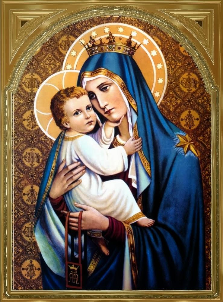 Nossa Senhora do Carmo Rogai por Nós