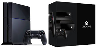PlayStation 4,Xbox One,PS4