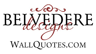 Belevedere Wall Quotes Logo