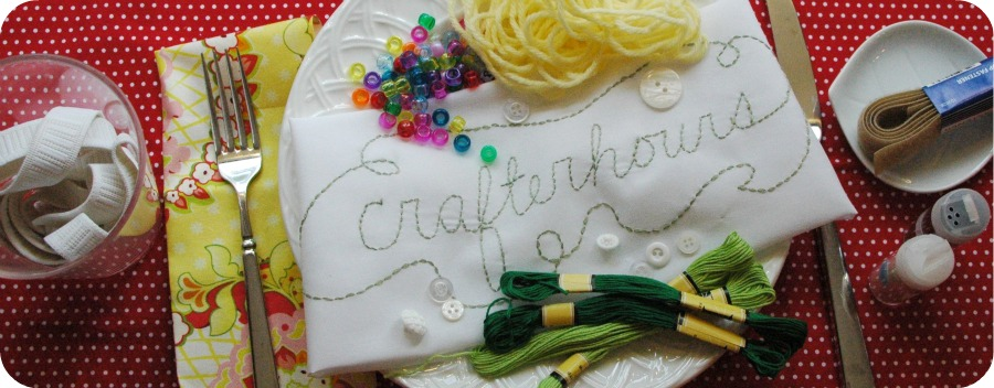 crafterhours