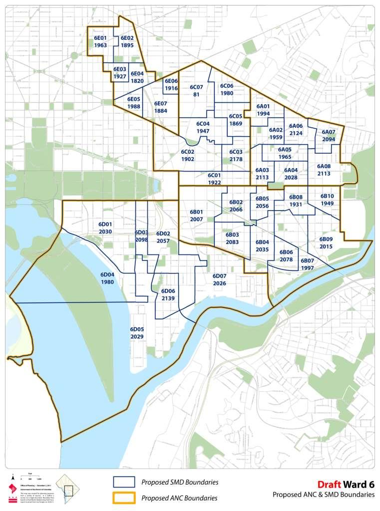 Washington Dc Ward Map Related Keywords Amp Suggestions