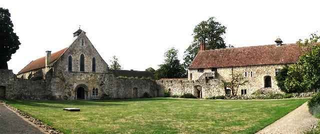 Tempat Wisata Di Inggris - Beaulieu Abbey