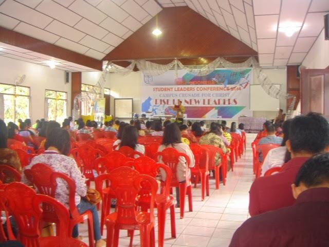 EISLC Campus Crusade For Christ 2014 - catatanbryant.com