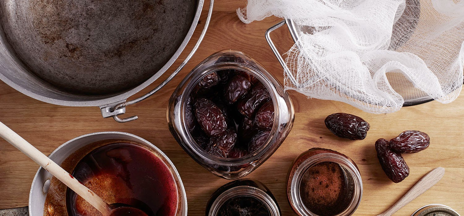 Date Syrup Shows Antibacterial Activity