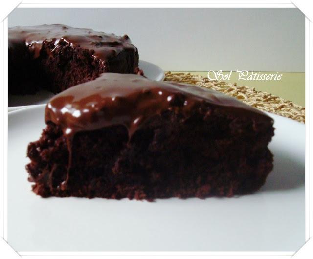 Bolo fácil de chocolate