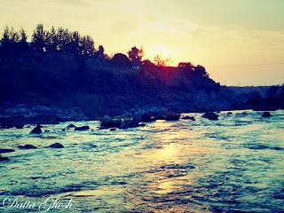 Dhuadhar falls