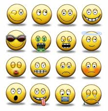 list of all facebook smileys