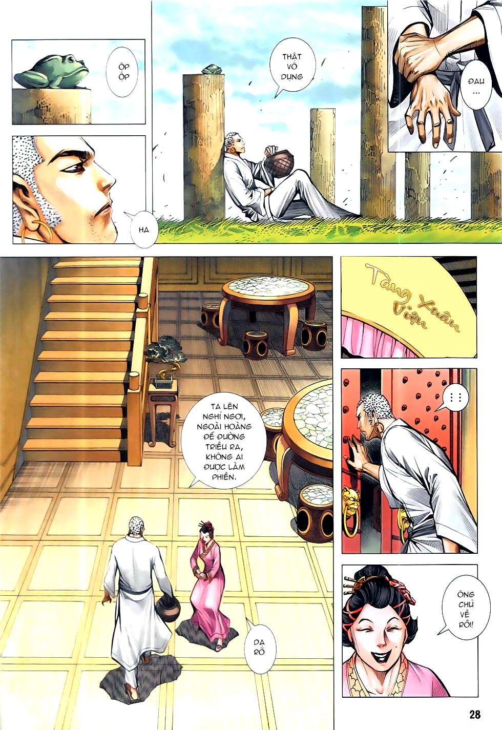 Tây Du Chapter 49 - Hamtruyen.vn