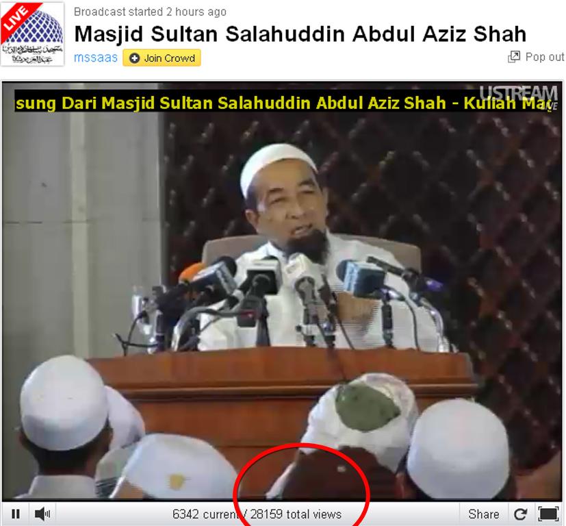 Alhamdulillah. Semakin ramai yang ingin dekat kepada Agama Islam