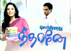 Sonnathu Nee Thane 18-04-2014 – Jaya TV Serial Episode 213