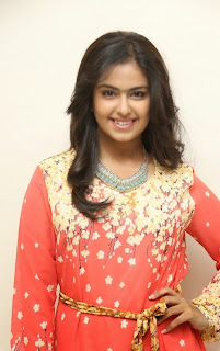 Actress Avika Gor Latest Picture Gallery at Lakshmi Raave Maa Intiki Trailor Launch  31