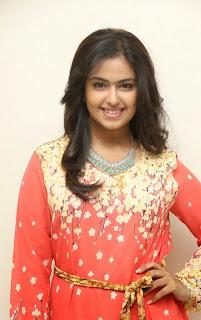Actress Avika Gor Latest Picture Gallery at Lakshmi Raave Maa Intiki Trailor Launch  31