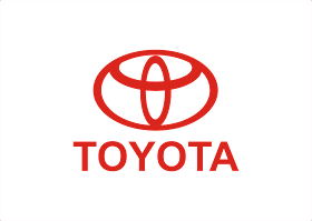 Toyota Logo Vector download free