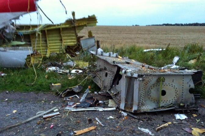 Berita Terkini MH17 Mengemparkan Dunia!