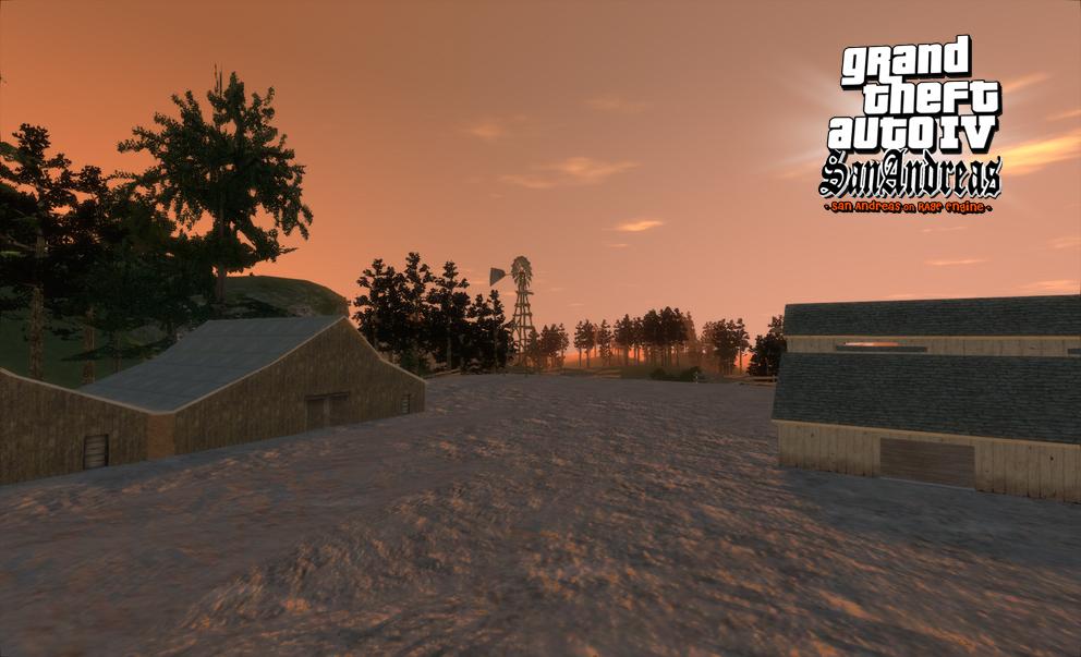 Gta 4 San Andreas Gameplay Gta iv San Andreas Mod Gtaivsa
