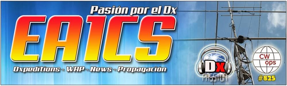 EA1CS pasión por el DX