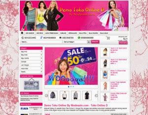 Contoh Toko Online