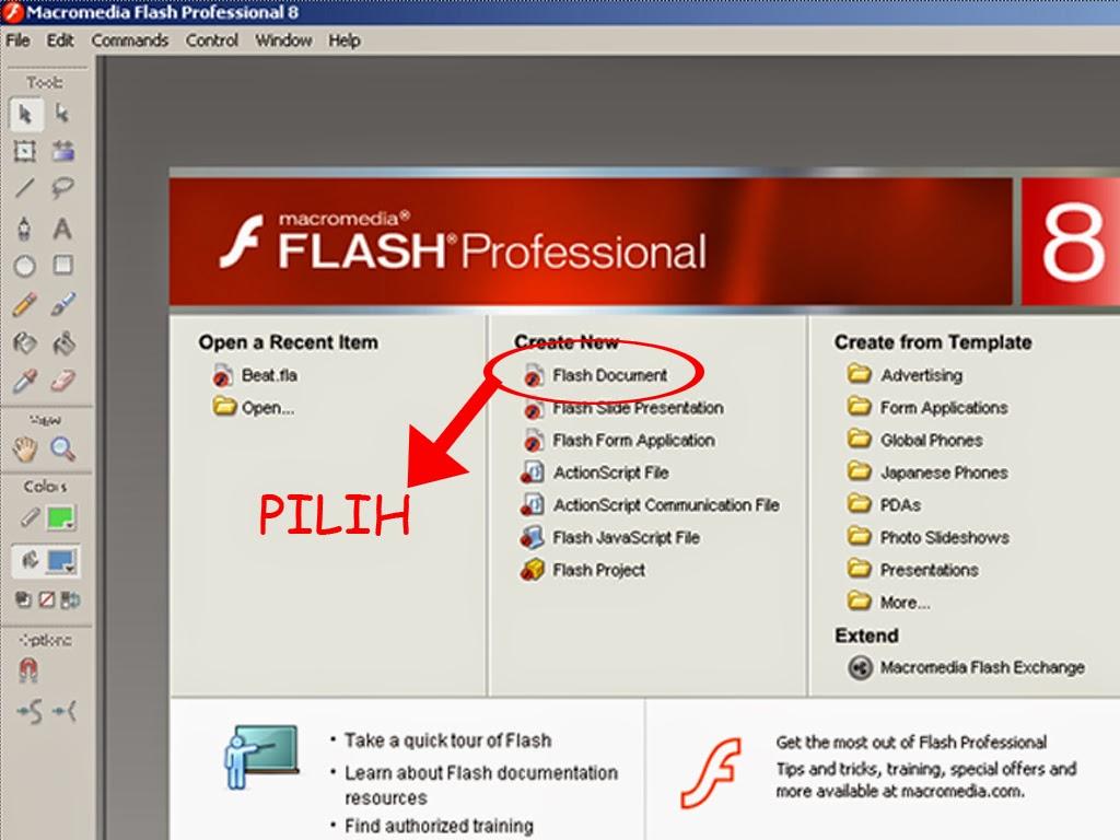 Macromedia flash 5 freeware