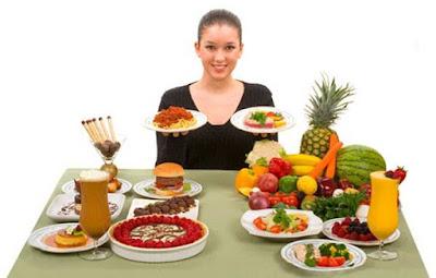 Thực đơn giảm cân theo nhóm máu