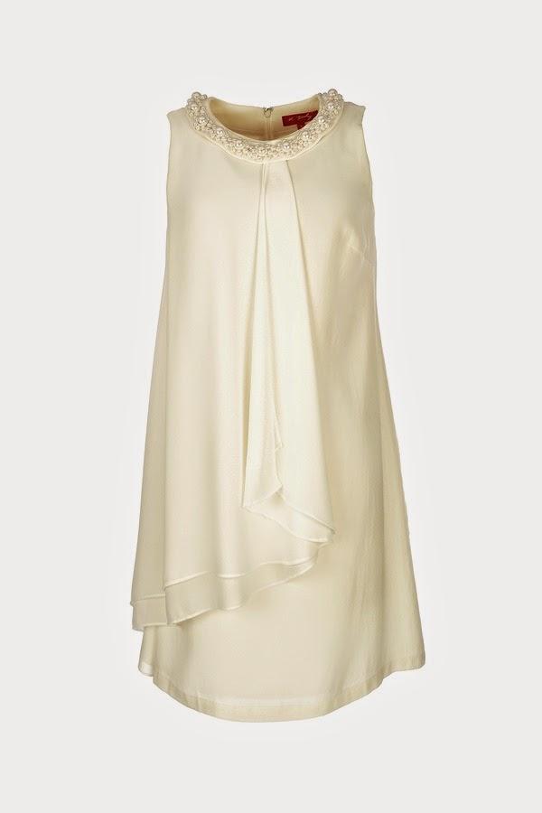 Φορεμα βραδυνο με χαντρες