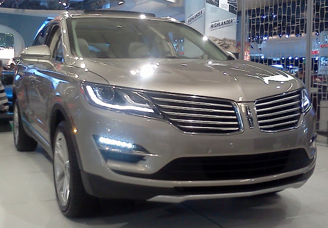 Test Drive Review: 2016 Lincoln MKC