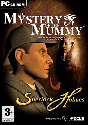 The Mystery Of The Mummy Game