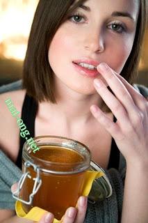 Mật ong - mặt nạ dưỡng da hiệu quả