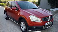 Πωλείται Nissan Qashqai σε άριστη κατάσταση
