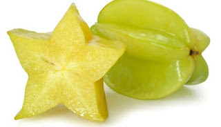فاكهة النجمة Star fruit