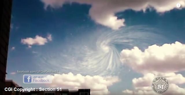 CERN UFO Video CGI Hoax