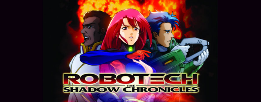 Shadow Chronicles — New Robotech RPG Review | Ross Watson Robotech Shadow Chronicles Characters