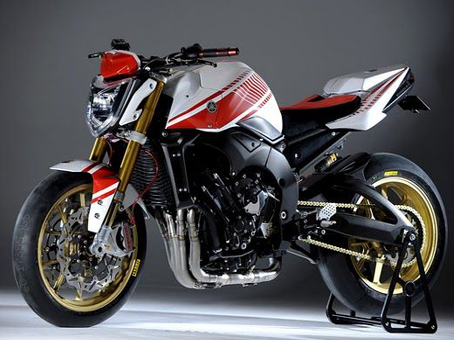 yamaha byson street fighter yamaha byson is a variant of motor sport