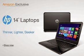 HP 14″ Laptops Exclusively @ Amazon: Upto 16% Off starts from Rs.19670 (6 Models available)