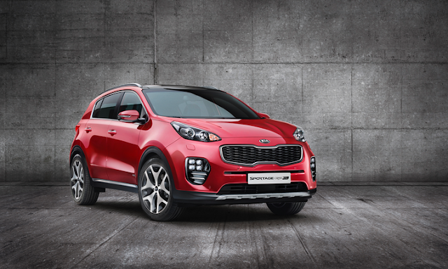 2017 Kia Sportage Release Date Specs Review Redesign Changes