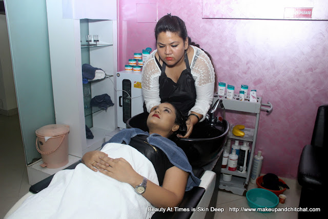 Himalaya Herbals Hair Spa Bloggers' Activity