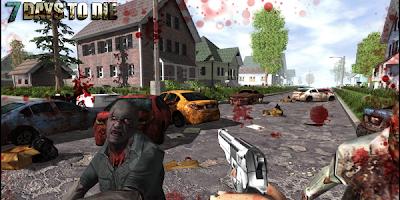 7 Days To Die, the survival horde crafting game