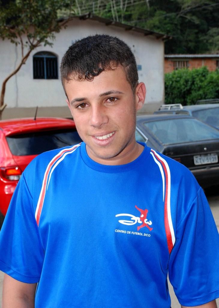 Morador nascido e criado na Quinta Lebrão, Rafael Gonçalves da Silva aprovou a iniciativa
