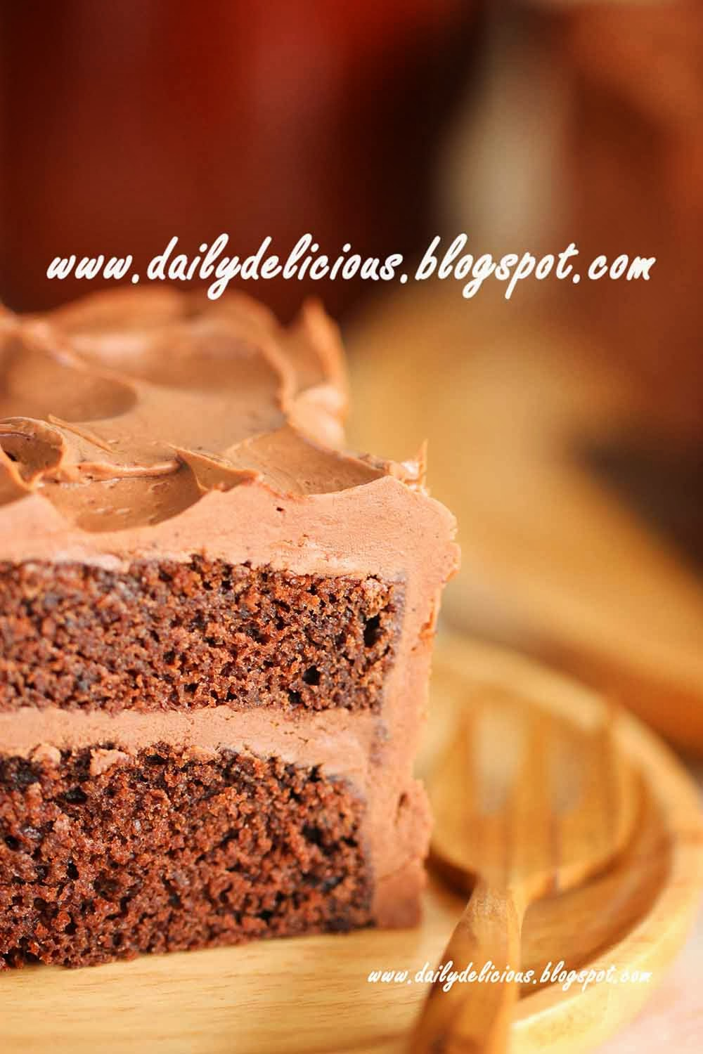 Chocolate Cake Without Cocoa Powder Uk