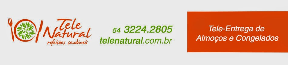 Tele Natural Refeições Saudáveis