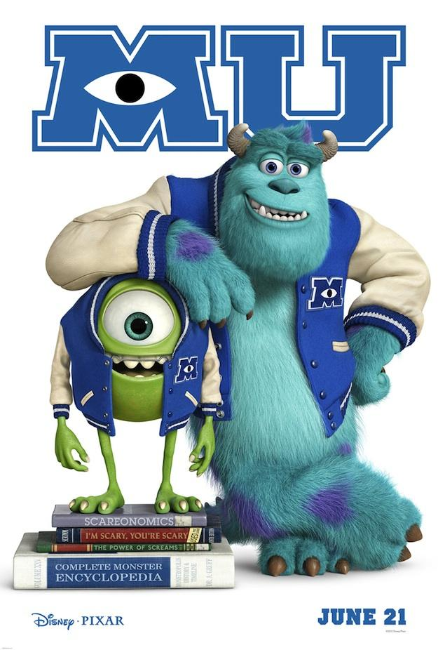 Monsters University (Monsters, Inc. 2) (2013)