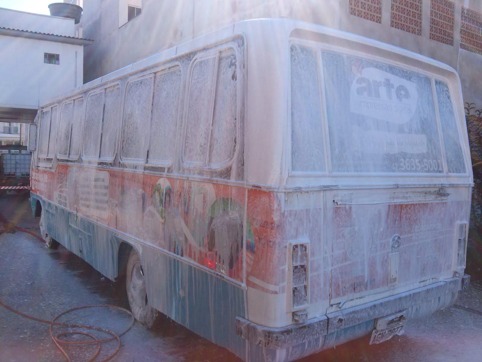Laranjeiras do Sul:Lavagem com jato de espuma de neve é só no Lava-car SP, especializado em lavagem