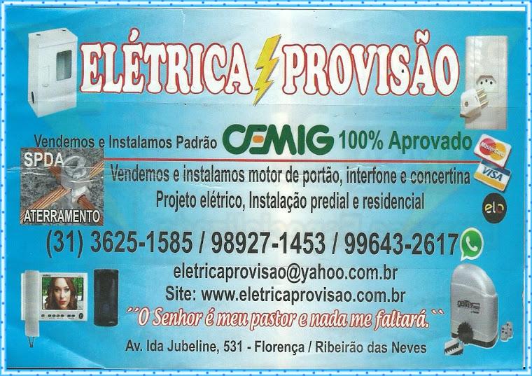 ELETRICA PROVISÃO