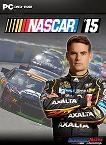 NASCAR 15-CODEX Terbaru cover