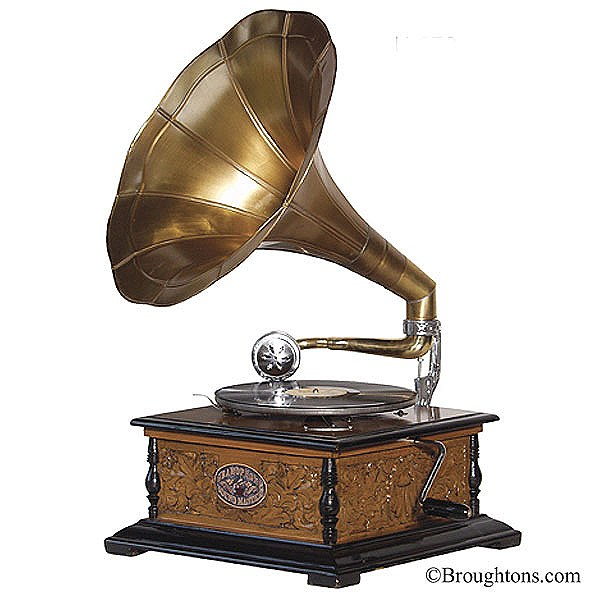 Gramophone Music Boxes