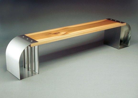 Modern Bench Seating ~ Public bench designs trend guru