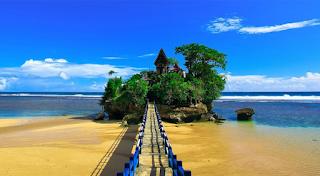 Foto Pantai Balekambang