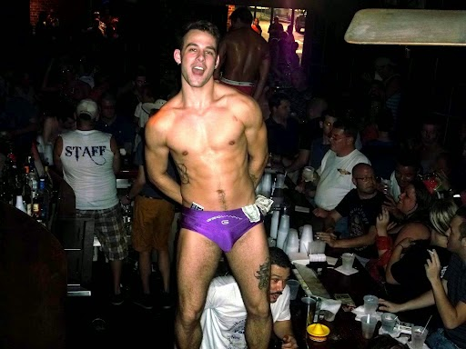 Nyc gay night club