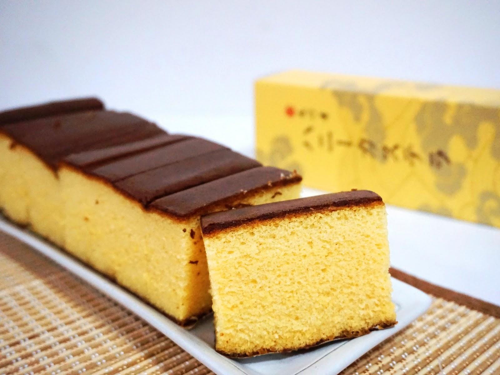 Castella Japanese Sponge Cake