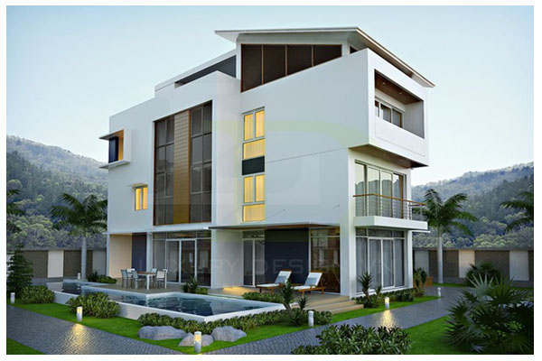 House Design In Vietnam And Vietnam House Styles